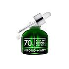 韩国 PROUD MARY MEDIANS甘菊环70%镇定安瓿 高浓缩润肤凝胶精华液 绿瓶 50ml/瓶