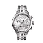 瑞士Tissot 天梭PRC200系列石英男表 銀灰色男士手表 時尚腕表 T0554171103700
