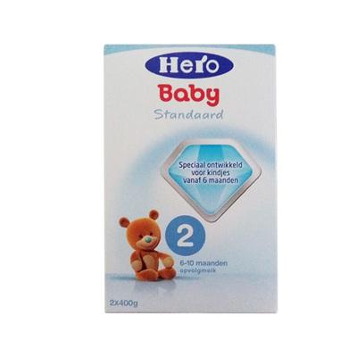 1盒 荷兰原装进口 美素Friso/Herobaby婴儿奶粉2段 800g