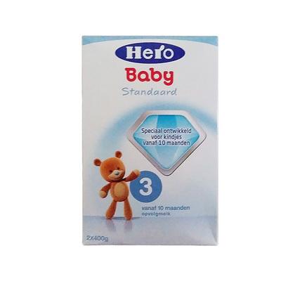 1盒 荷兰原装进口 美素Friso/Herobaby婴儿奶粉3段 800g