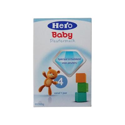 1盒装 荷兰原装进口 美素Friso/Herobaby婴儿奶粉4段 700g