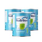 三罐裝 直郵荷蘭本土牛欄Nutrilon鐵罐裝1段奶粉 0-6個月嬰兒奶粉 800g/罐*3