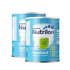 两罐装 荷兰本土牛栏Nutrilon铁罐装1段奶粉 0-6个月婴儿奶粉 800g/罐*2