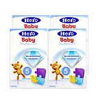 荷兰美素Friso/Herobaby婴儿奶粉5段700g/盒 2周岁以上 4盒装