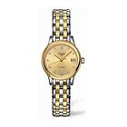 瑞士Longines 浪琴 军旗系列 自动机械女表女士腕表手表 L4.274.3.37.7