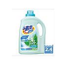 台湾 花王一匙灵 欢馨香氛洗衣液 幽谷铃兰香洗衣精 2.4KG/瓶