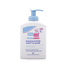 德國施巴Sebamed二合一嬰兒洗發沐浴露 無淚配方 溫和清潔護膚 200ml/瓶