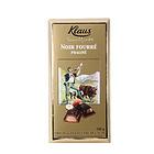 克勒司榛子果仁糖夹心巧克力 高档排块巧克力休闲零食进口食品 100g/盒