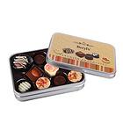 倍乐思Beryl's 什锦巧克力 铁盒装糖果零食 马来西亚休闲食品送礼佳品85g/盒