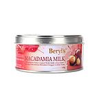 倍乐思Beryl's 夏威夷果仁夹心牛奶巧克力 马来西亚休闲零食 进口食品120克/罐
