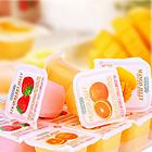 马来西亚可康牌多口味优格果冻(含椰纤果)美味零食布丁 6杯/15杯装
