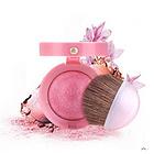 法国bourjois妙巴黎烘焙胭脂-#34玫粉色 彩妆修容腮红膏 自然持久 2.5g