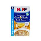 喜宝HiPP 婴儿辅食有机香蕉牛奶燕麦晚安米粉6M+六个月以上宝宝食用 500g/盒