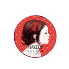 韩国Makeup Helper双层气垫BB霜粉饼#21号色 全天候水润气垫粉扑 遮瑕防晒