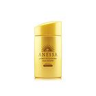 日本Shiseido/资生堂 ANESSA安耐晒金瓶 防水防晒乳霜 SPF50 60ml/瓶
