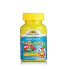 澳大利亚Natures way 佳思敏Omega-3多维鱼油软糖 2岁以上宝宝必备 50粒/瓶