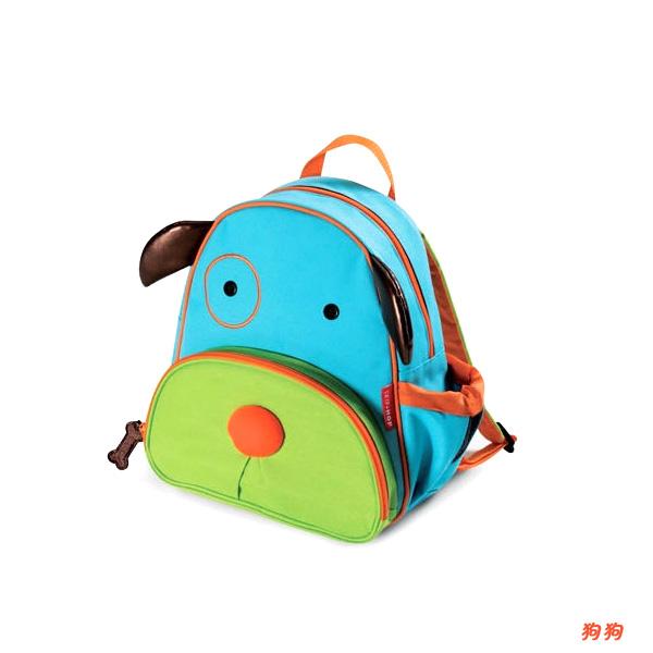 "skip hop动物园系列儿童双肩背包书包时尚可爱 18种萌物""陪""你上学"