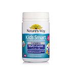 佳思敏Nature's Way Kids Smart浆果味儿童复合维生素鱼油100片 健脑强身增免疫