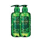日本Reveur  绿色黑标无硅洗发水  500ml/瓶