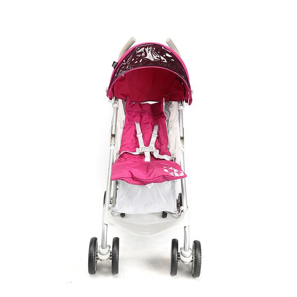 葛莱graco敏捷系列婴儿车浆果色超轻便伞车婴儿车 便携易推行