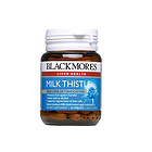 BLACKMORES澳佳宝奶蓟草护肝片42粒排毒解酒保肝片