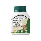 澳大利亚NATURE'S CARE原味浓缩纯羊奶片羊奶咀嚼片300粒 补钙增免疫
