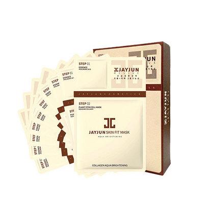 直邮韩国JAYJUN水光植物干细胞面膜 整形医院推出娱乐艺人指定面膜 一盒/两盒