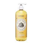 美国小蜜蜂Burt's Bees天然香洗发沐浴露二合一620ml 清洁滋养给宝宝美好的沐浴时光
