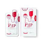 美迪惠尔可莱丝PEP弹力护肤蛋白质面膜 女神专属的乳液精华型面膜10片/盒  1盒/2盒
