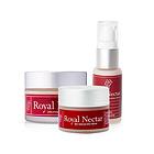 皇家花蜜Royal Nectar蜂毒3件套 面膜眼霜精华液组合装 破译肌肤逆龄密码