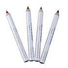 2支装资生堂Shiseido六角眉笔自然之眉墨铅笔 黑色/深棕色/浅棕色/灰色 初学者的福音