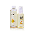 韩国春雨papa recipe蜂蜜水乳套装200ml+150ml 滋润保湿干涸肌肤的礼物