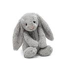 美国直邮邦尼兔Jellycat经典害羞系列大号/中号 6色任选 可爱童趣 洋溢你的少女心