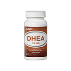 健安喜GNC青春素胶囊DHEA胶囊25mg 让世界大一岁你却年轻十岁90粒