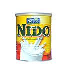 雀巢Nestle高鈣全脂奶粉400g NIDO高營養蛋白配方的孕婦奶粉成人奶粉