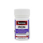 澳大利亚SWISSE 无刺激 易吸收 补铁营养片 提高人体免疫力 30粒/瓶