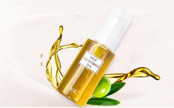 日本 DHC 蝶翠诗 深层橄榄卸妆油 深层清洁 去黑头70ml/瓶