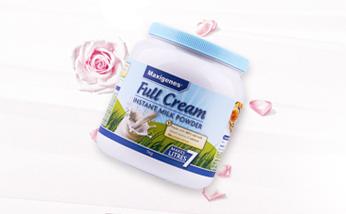 澳大利亚美可卓Maxigenes蓝胖子成人奶粉 高钙孕妇营养牛奶粉1kg/罐