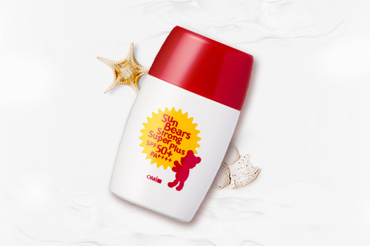 日本近江兄弟 红色热感防晒霜 防晒控油抗敏感  SPF50 PA+++ 30ml/瓶 一瓶/两瓶