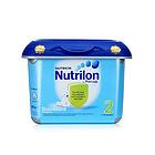 直邮 荷兰牛栏奶粉2段 Nutrilon诺优能安心罐 适用6-10个月婴儿配方奶粉  原装进口新包装宝盒装800g/罐