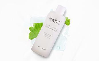 娜迪奥NATIO玫瑰洋甘菊爽肤水250ml 保湿舒缓提亮 让肌肤新生自然出众