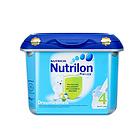 直邮 荷兰牛栏奶粉4段 Nutrilon诺优能安心罐 适用12-24个月婴儿配方奶粉  原装进口新包装宝盒装800g/罐
