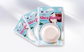特卖 3块装韩国泉德拉洁面皂香皂100g/块 乳木果/霍霍巴油/玻尿酸任选