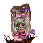 英国 Montagne Jeunesse 巧克力泥面膜  持久保湿 深层清洁 嫩滑肌肤   清洁保湿滋养安抚 5片/盒