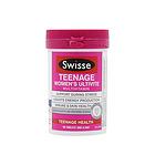 澳大利亚swisse青少年专用女孩复合维生素60粒 补充营养满足发育期的能量需求