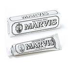 意大利MARVIS玛尔斯薄荷防蛀牙膏75ML 清新口气预防蛀牙 一支/两支