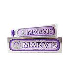 意大利玛尔斯MARVIS茉莉牙膏茉莉薄荷味牙膏75ML 膏体细腻延展性高
