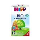 喜寶Hipp有機奶粉12+段 12個月以上寶寶奶粉 營養均衡全面口感清淡