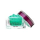 美国RETINOL眼部啫喱凝胶15g眼霜 保湿抗皱恢复肌肤张力和弹性