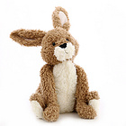 呆萌兔公仔抱枕毛绒玩具 30/45/60等3种尺寸 萌宠玩偶礼物
